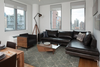 ULTRA LUXURIOUS New York City Apartments: Midtown 3 Bedroom Apartment For  Rent @ $6,291